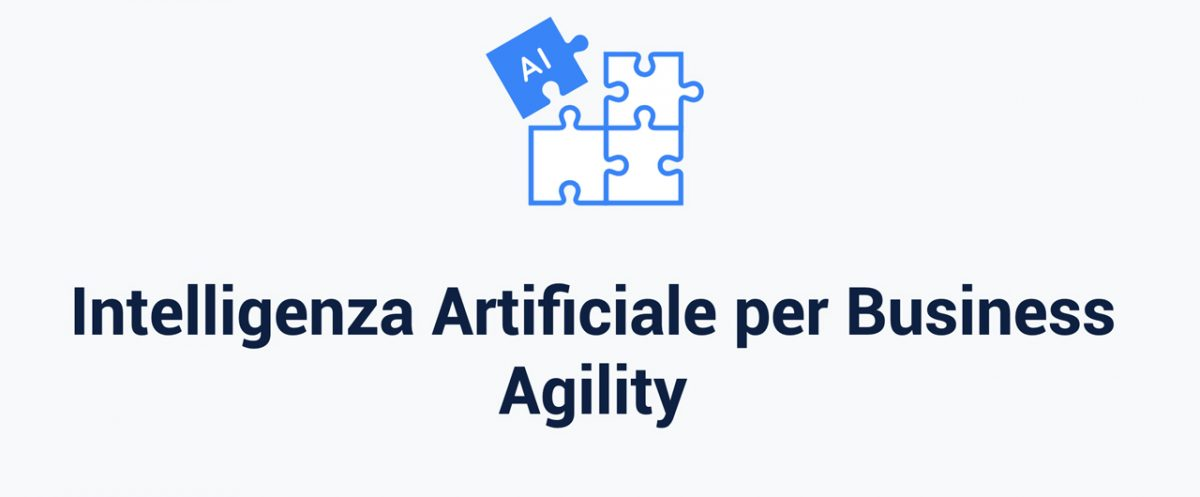 intelligenza artificiale business agility